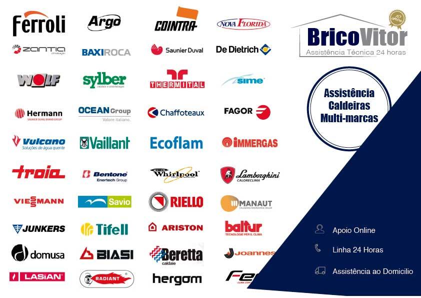 assistência técnica Multi-marcas